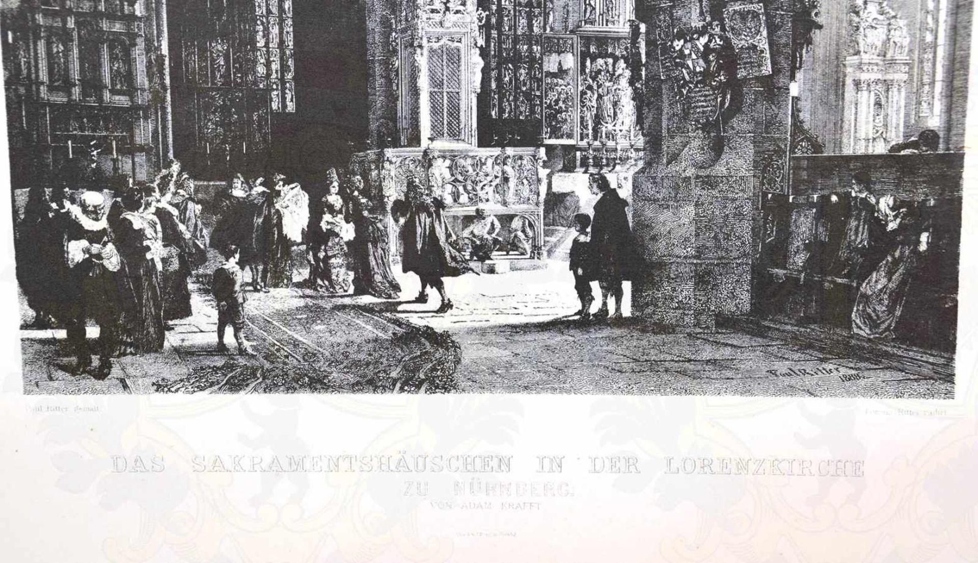 16 STADTPLÄNE/LANDKARTEN, Nachdrucke d. 17.-19. Jhd., u.a. 1650, 1688, 1737, 1780, 1802, 1827 u. - Bild 2 aus 3