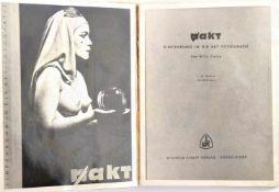 EINFÜHRUNG IN DIE AKT-FOTOGRAFIE, privat gefertigter, kleinformatiger Nachdruck der Ausgabe