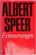 SPEER, ALBERT, (1905-1981), dt. Architekt und Reichsminister für Rüstung u. Kriegsproduktion,