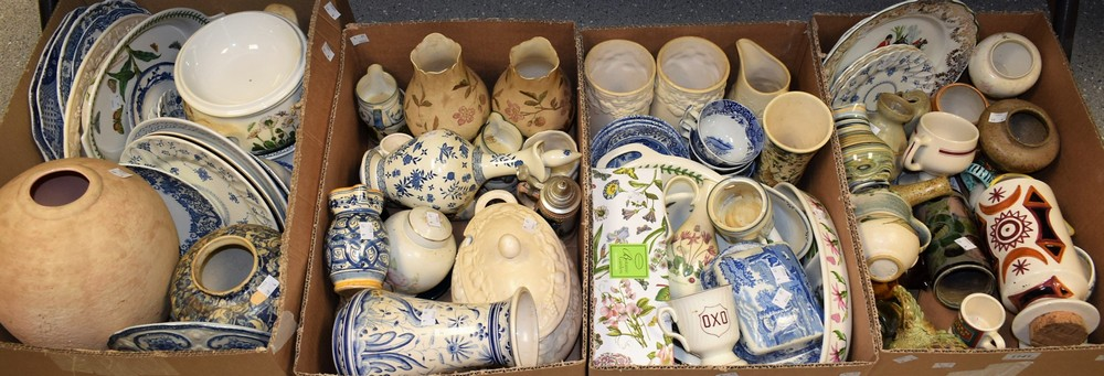 Ceramics A Portmeirion Botanic Garden Casserole Dish
