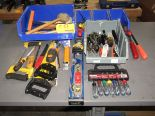 Lot 9 - Assorted Hand Tools