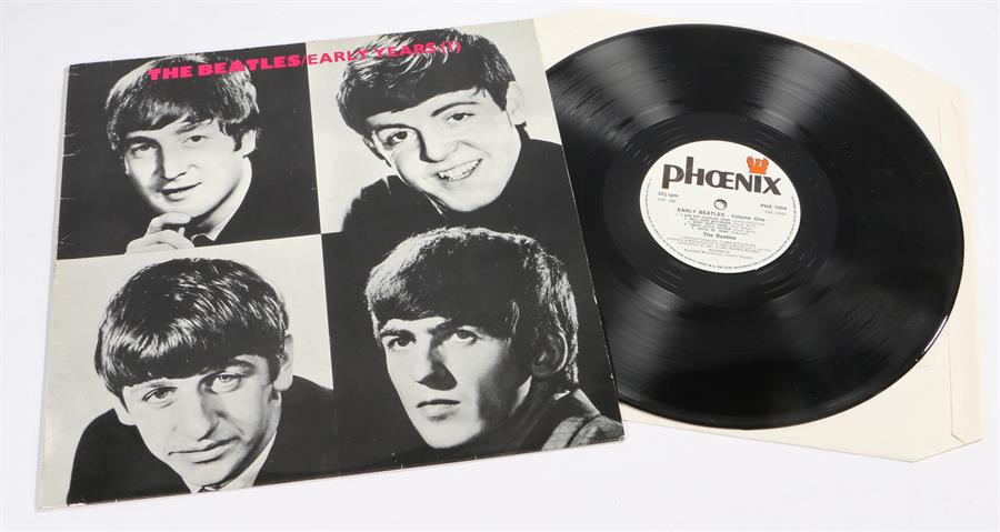 Lot 15 - The Beatles - Early Years (1), Pheonix PHX 1004.