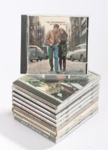 Lot 33 - 10 x Bob Dylan CDs - Bob Dylan, Freewheelin, Times They Are A Changin, Another Side Of, Subterranean