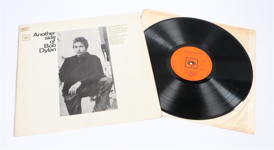 Lot 51 - Bob Dylan - Another Side Of LP, CBS BPG 62429 1A-1/2B-1.