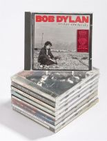 Lot 19 - 10 x Bob Dylan CDs - World Gone Wrong, Fallen Angels, MTV Unplugged, Under The Red Sky, Oh Mercy,