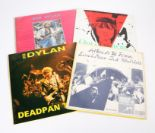 Lot 61 - 4 x Bob Dylan LPs, The Wild Cathedral Evening with Tom Petty & The Heartbreakers & Roger McGuinn, MW