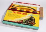 Lot 37 - Trix Twin Cadet Railway electric train set, complete and housed in original box