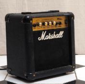 Verstärker, Marshall MP 10 30x28x18cm.