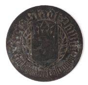 """Medaille, Danzig, 18./19.Jhdt. """"Für besondere Leistungen"""", Durchm.6cm."""