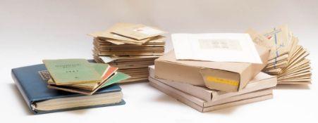 Große Briefmarkensammlung Teilweise Alben. Besichtigung wird empfohlen.