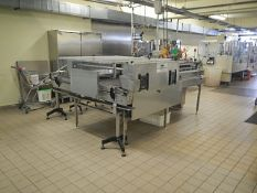 Complete Seitz filling line for 650ml and 1,000ml glass bottles. In full working condition, last