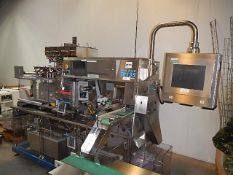 IMA TR-135 Continuous motion automatic medium production speed blister packaging machine for