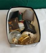 Large box of miscellaneous costume jewellery