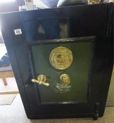 An Bilston steel fire resistant safe