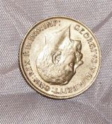 Gold Half Sovereign, dated 1911