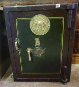 Victorian Milners Safe