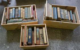 Three Boxes Of Assorted Childrens Books, Circa Late 19th/ Early 20th Century