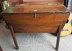 An 18th Century Oak Dough Bin