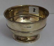A Silver Sugar Bowl