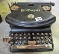 The Empire Typewriter