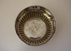 A Victorian Silver Sugar Bowl
