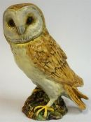 A Beswick Figure Of An Owl, number 1046 stamped to underside, 19cm high