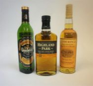 The Glenmorangie Ten Years Old Single Highland Malt Scotch Whisky, 70cl, 40% vol, tubed, also with a