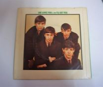 Beatles Memorabilia, A Set Of Seven Vinyl 45s By Parlophone From The Singles Collection 1962-1970,