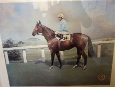 """After S L Crawford """"Troy"""" Signed Limited Edition Print, signed in pencil lower right, no 612 of 850,"""