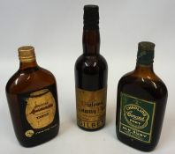 Three Half Bottles of Port, to include Diploma Tawny Port, Chaplins Concord Port, and Monarchista