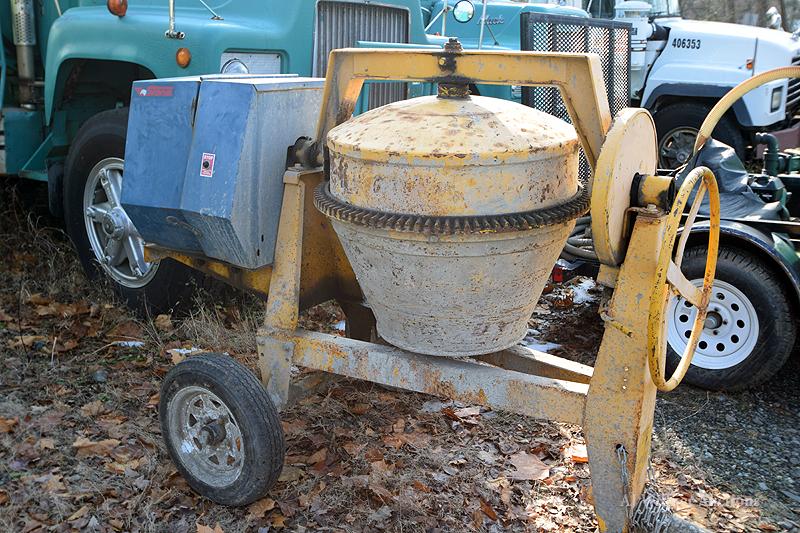 Bankruptcy Auction - Construction Equipment & Trucks