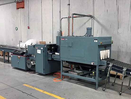 Late Model Commercial Printing & Bindery Equipment