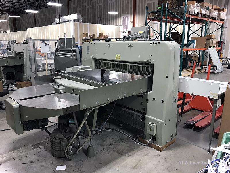 Lot 1 - Polar Mohr 137 EMC Paper Cutter