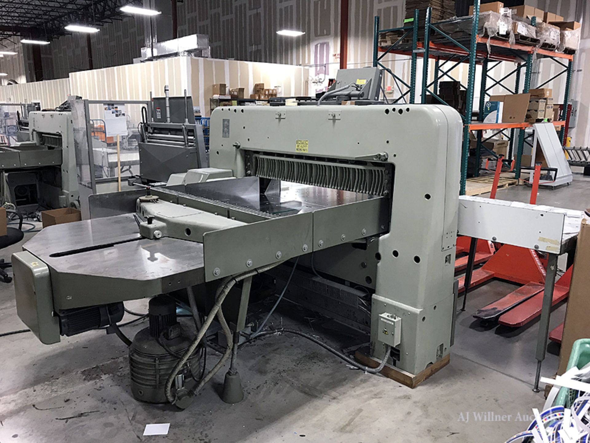 Lot 1 - Polar Mohr 137 EMC Paper Cutter