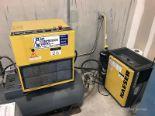 Lot 26 - Kaeser TA5 Rotary Screw Air Compressor