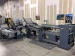 "Lot 15 - Stahl TF 66/444 RF.2 26""x40"" Continuous Feed Folder"