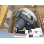 Skilsaw Circular Saw and Electric Stapler