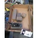 Impression Stamp Sets and Transfer Punch Set
