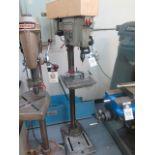Craftsman Pedestal Drill Press