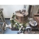 """Enco 7 1/2"""" 3-Jaw Indexing / Rotary Chuck"""
