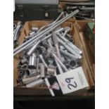 Sockets and Wrenches
