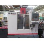 Cincinnati Milacron Arrow 500 4-Axis CNC Vertical Machining Center s/n 7042-AOB-98-1717 w/ Acramatic