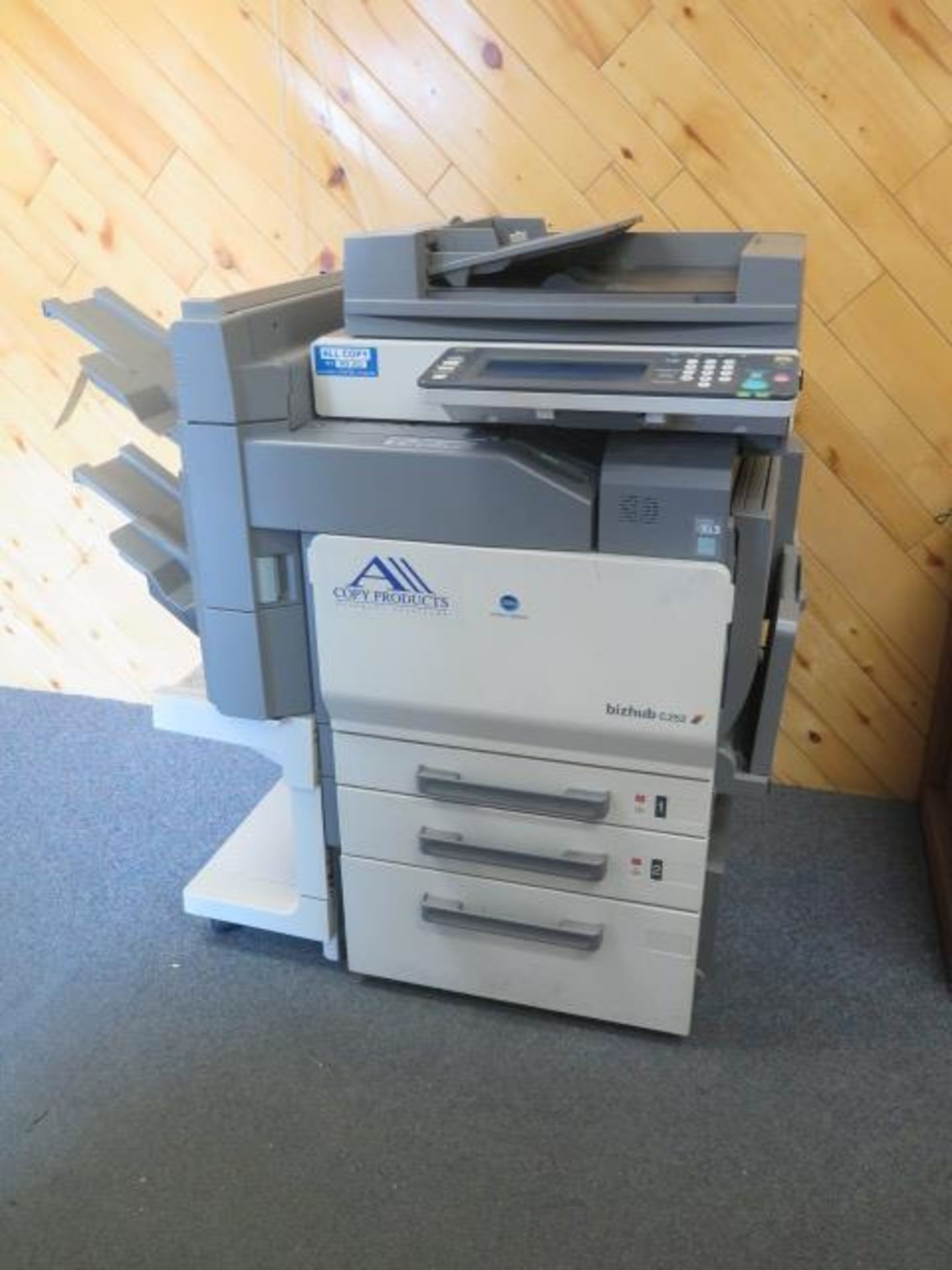 Konica Minolta bizhub C252 Color Copy Machine