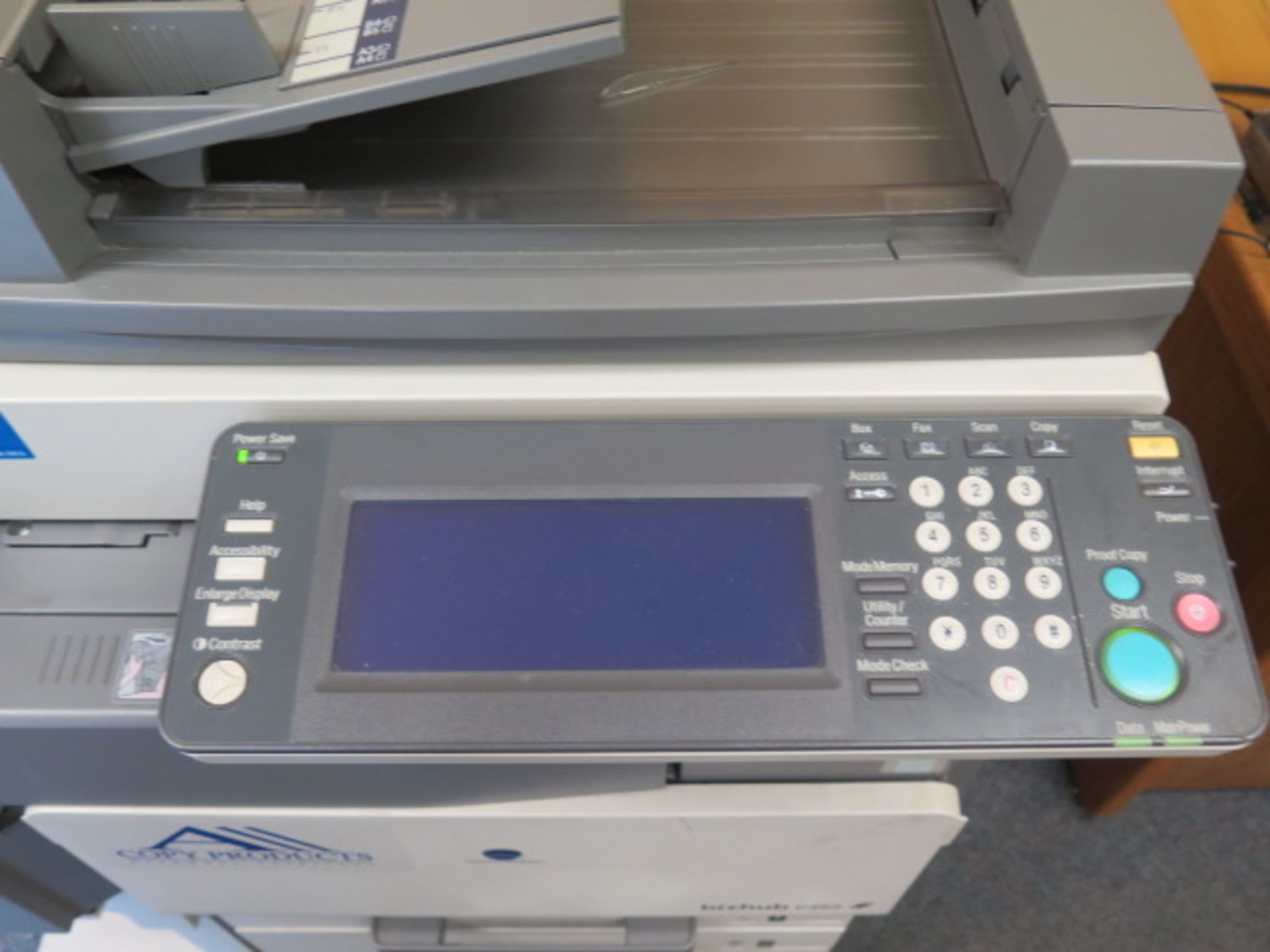 Konica Minolta bizhub C252 Color Copy Machine - Image 5 of 5