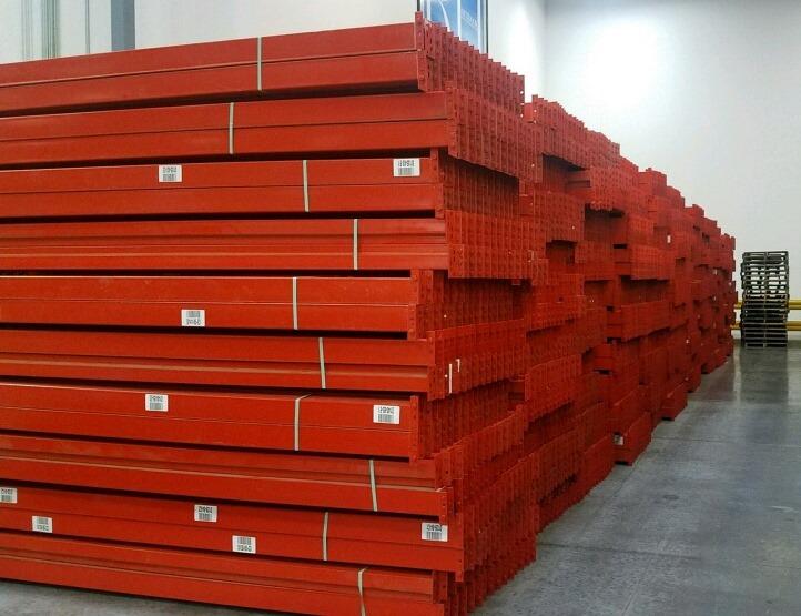 Pallet Racks, Forklift, Warehouse & Handling, Floor Scrubber & Storage Equipments