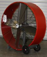 "Lot 22 - 36"" DIRECT DRIVE BARREL FAN"