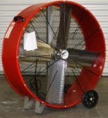 "Lot 24 - 36"" DIRECT DRIVE BARREL FAN"