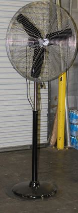 "Lot 20 - 30"" PEDESTAL FAN"