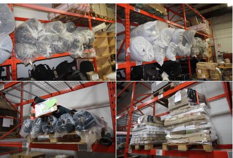 Lot 0 - Register Now! Receivership Auction: Climate Technical Gear