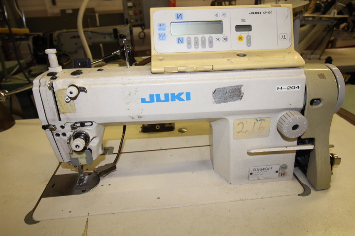 Lot 52 - Juki Straight Stitch Sewing Machine 3phase, M#DLN 5410-n7